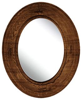 Murphy Oval Mirror