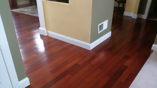 kempas hardwood flooring - the good, the bad and anything else?
