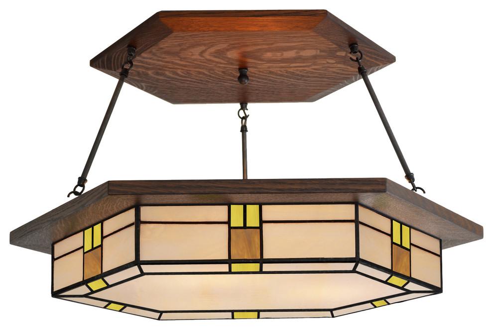 Craftsman Style Lighting Vintage