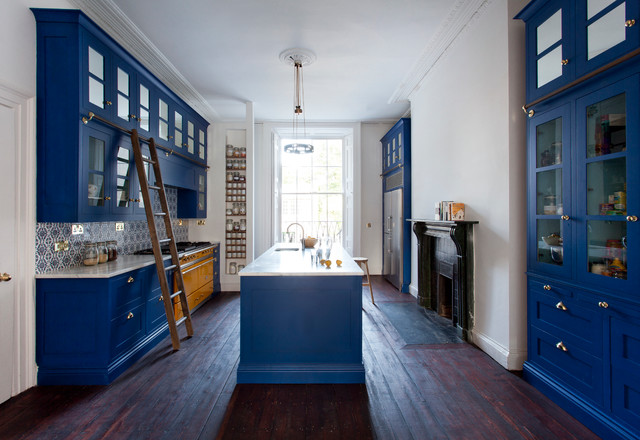 Image result for classic blue interior