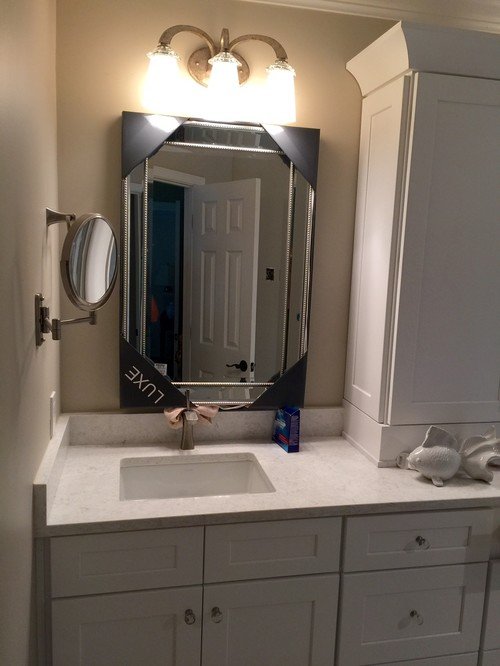 Well-liked VANITY MIRROR - Do you know someone who can make this mirror? AX19