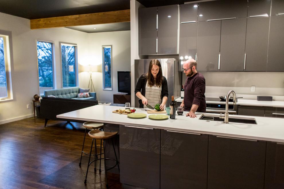 Qube 11 Series  -  Modern Homes for Charlotte