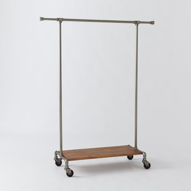 Image Result For Rolling Clothing Racks
