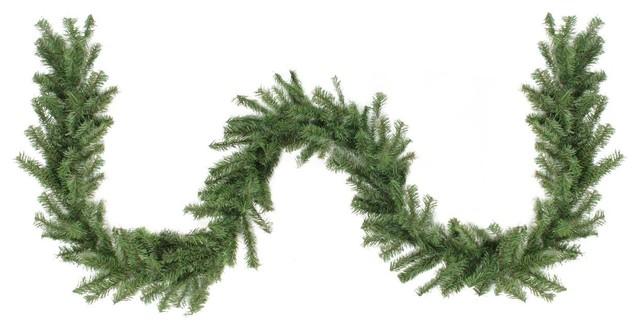 "9&x27; X 10"" Pine Artificial Christmas Garland."