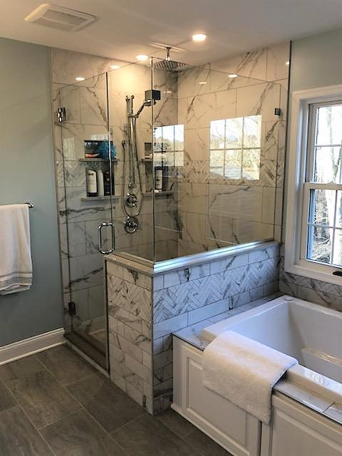 Schumacher Master Bath