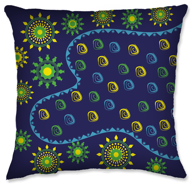 Traditional Accent Pillows : Lifestyles by Ramco - Throw Pillow 20