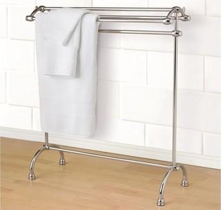Mercer Towel Stand Modern Towel Racks Amp Stands By