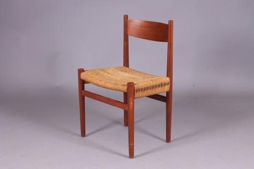 hans j wegner stuhl. Black Bedroom Furniture Sets. Home Design Ideas