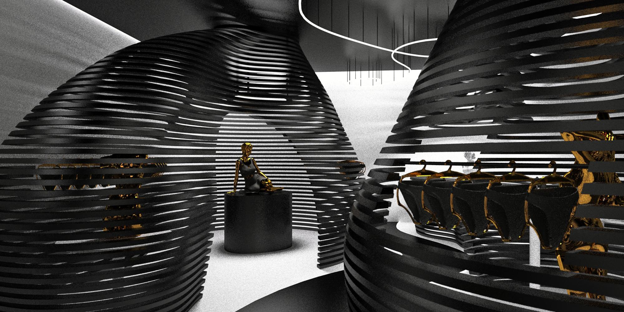 Projet Organik – Paris 4ème