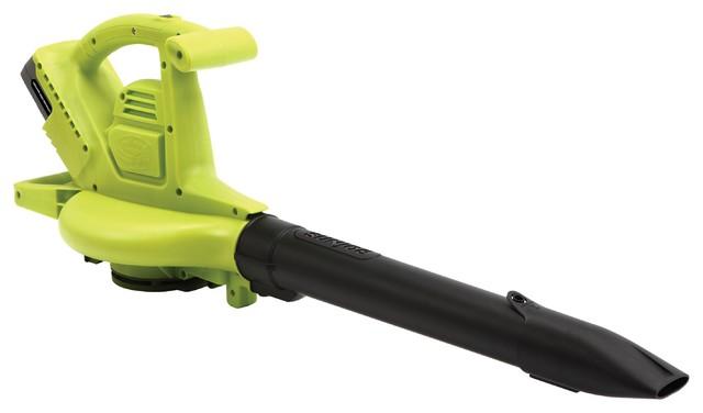 Sun Joe 40v 4.0 Ah Cordless 3 In 1 Blower/vacuum/mulcher.