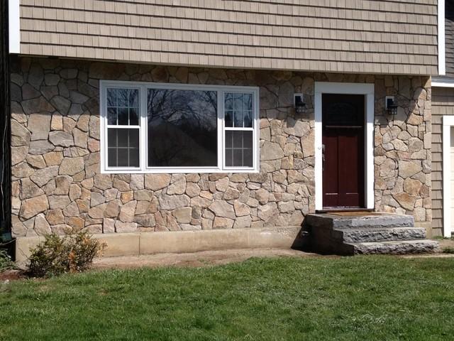 Stone thin veneer for 460 longview terrace greenville sc