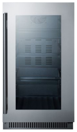 Summit 18 Commercial Beverage Center With 2.9 Cu. Ft. Capacity.