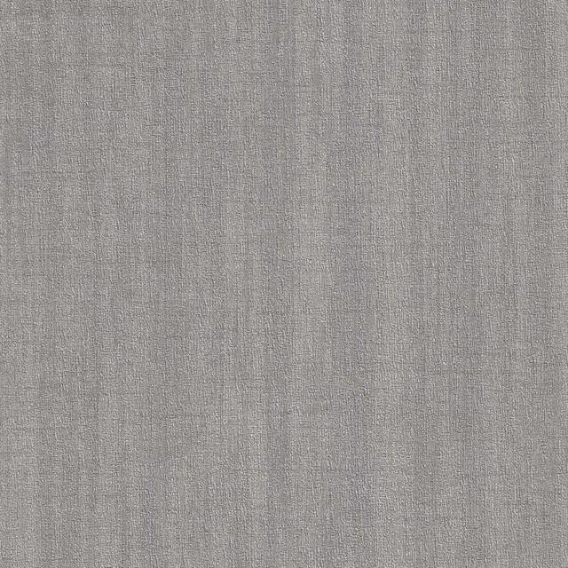 Shimmering Modern Textured Wallpaper, Polished Silver.