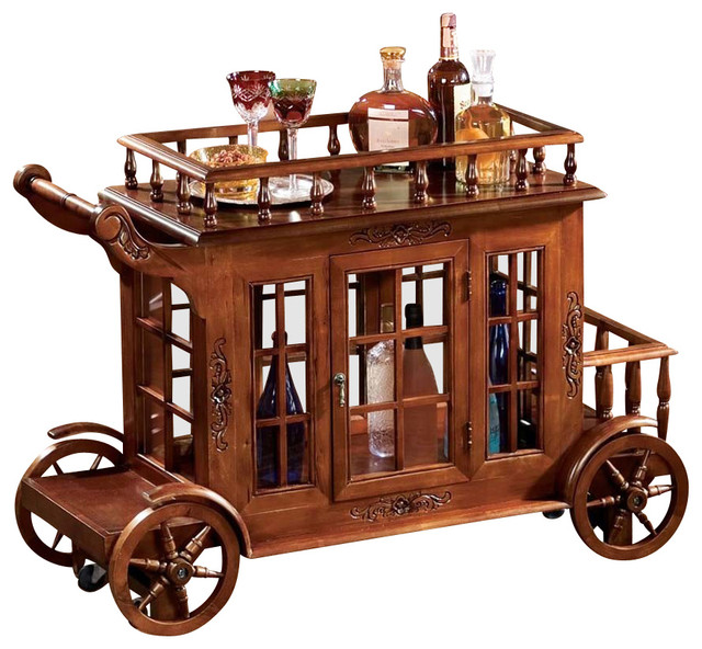 Cranbrook Manor Cordial Carriage by Design Toscano
