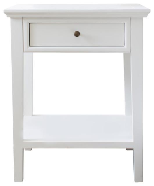 Bedside Table - 1 Drawer