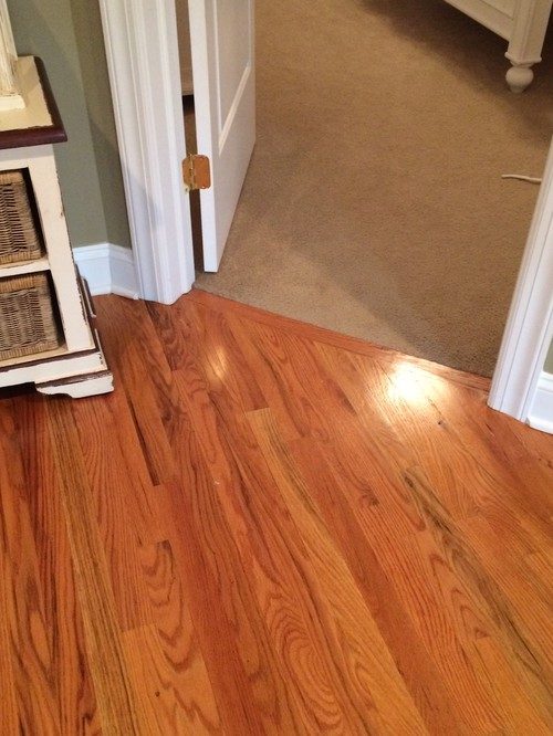 Flooring question for Hardwood floors questions