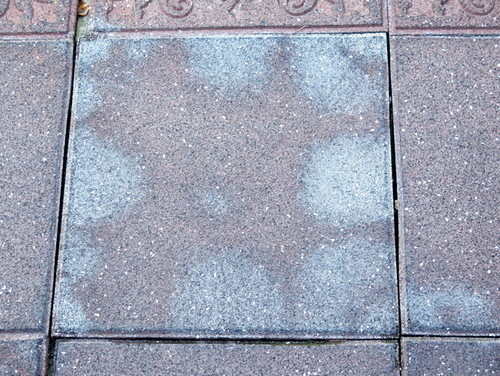 Patio Tiles Made From Recycled Rubber Tires