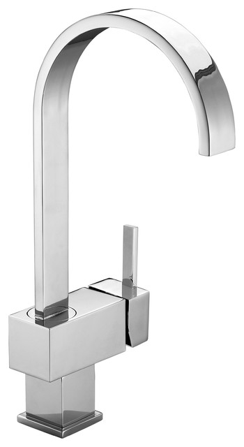 H Due Single Hole Bar Sink Faucet Contemporary Bar Faucets By