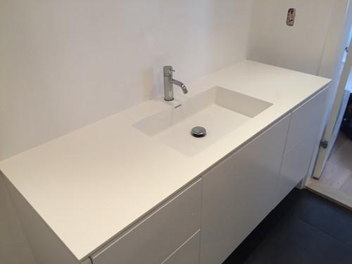 Renovering af badeværelse Før og efter billeder