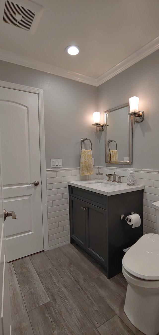 Sweet Guest Bath