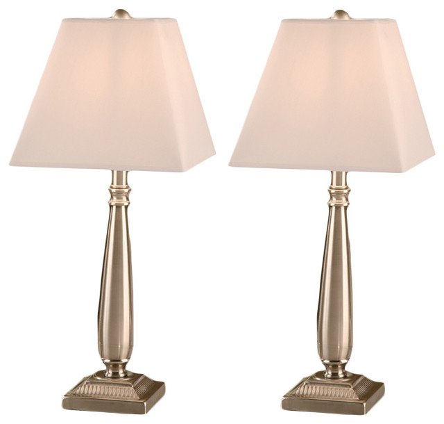 Cleo Table Lamps, Set Of 2.