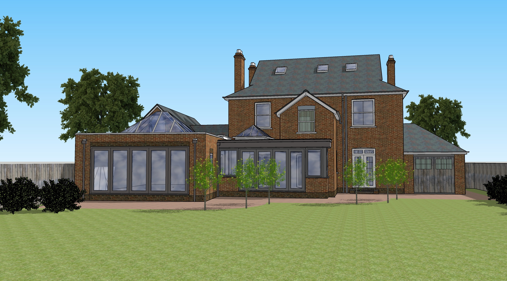 Period House Rear Extension Design