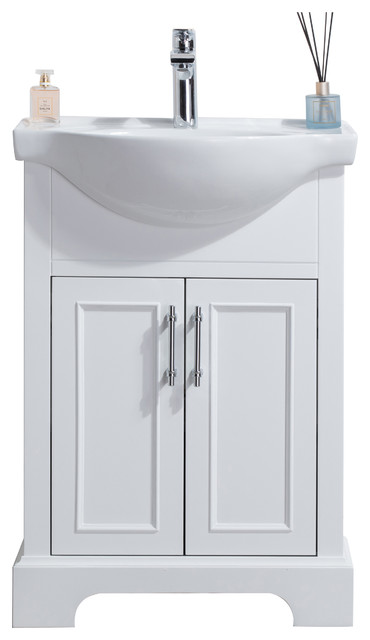 Soho 24 Bathroom Vanity White