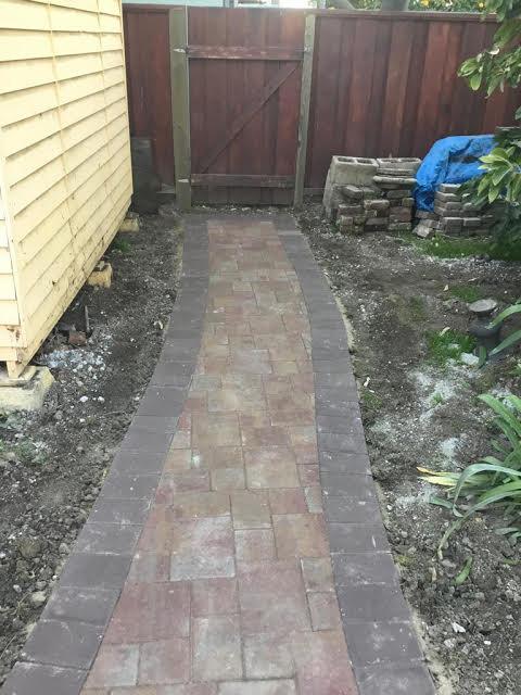 Backyard remodeling in Valley Glen