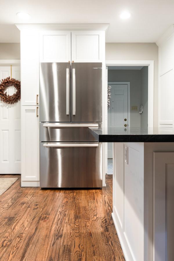 Transitional Kitchen - Dunleer Home