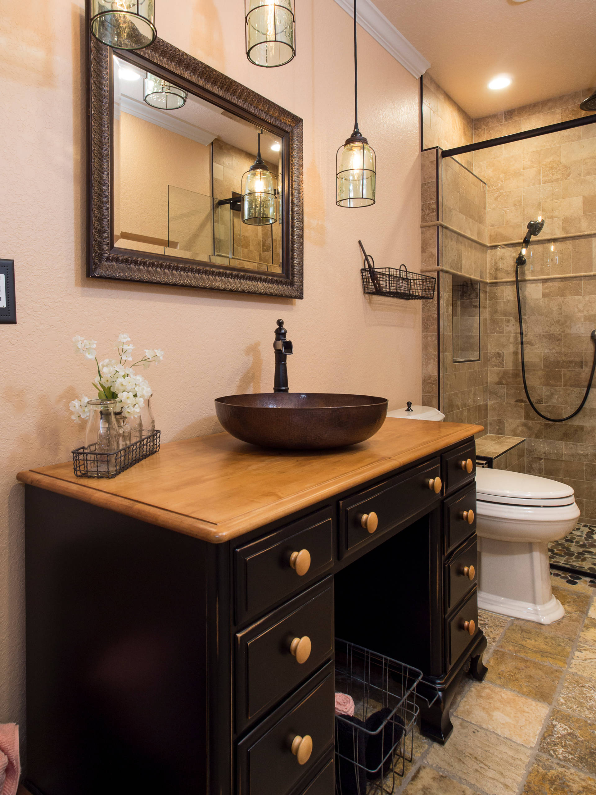 Cinnamon Hills Guest Bathroom Renovation