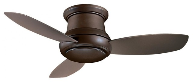 Minka aire f519 concept ii 52 flush mount ceiling fan minka aire f519 concept ii 52 flush mount ceiling fan oil rubbed bronze aloadofball Images