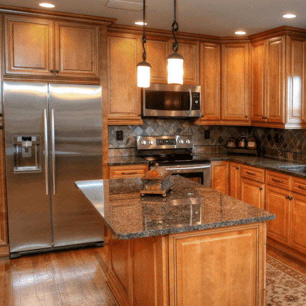 Designer Kitchen Remodel