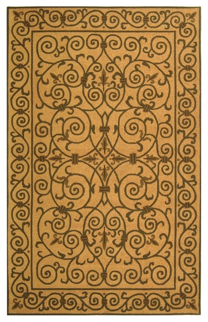 Transitional Chelsea Area Rug Contemporary Area Rugs
