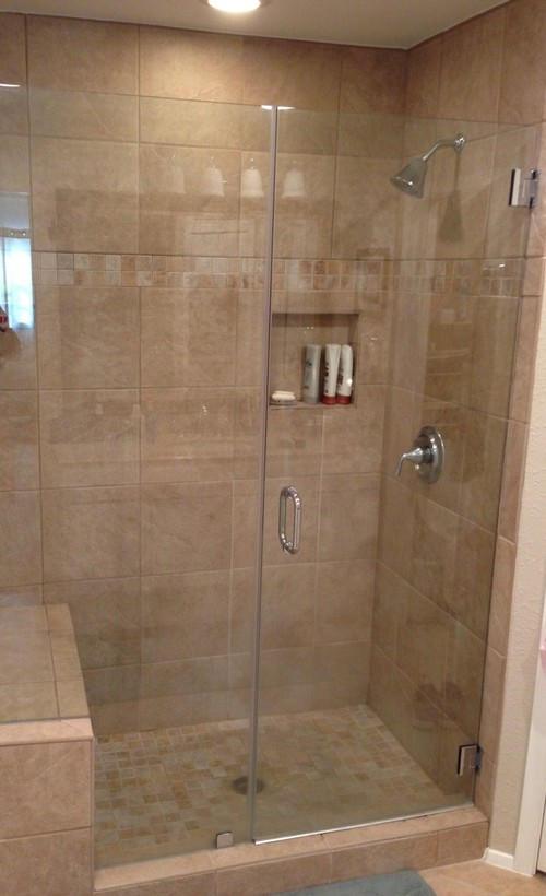 how much did this cost i 39 m interested in do a bathtub to shower conve. Black Bedroom Furniture Sets. Home Design Ideas