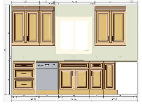 sc 1 st  Houzz & Wall Microwave - Built in or Shelf Cabinet ?