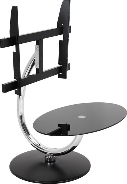 360 Tv Stand Black
