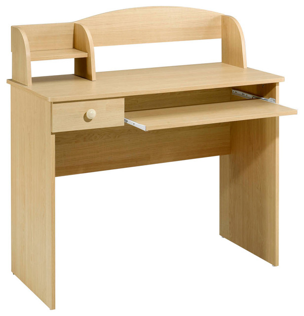 Alegria Student Desk Natural Maple Transitional Kids Desks And Sets By Luxeria Home