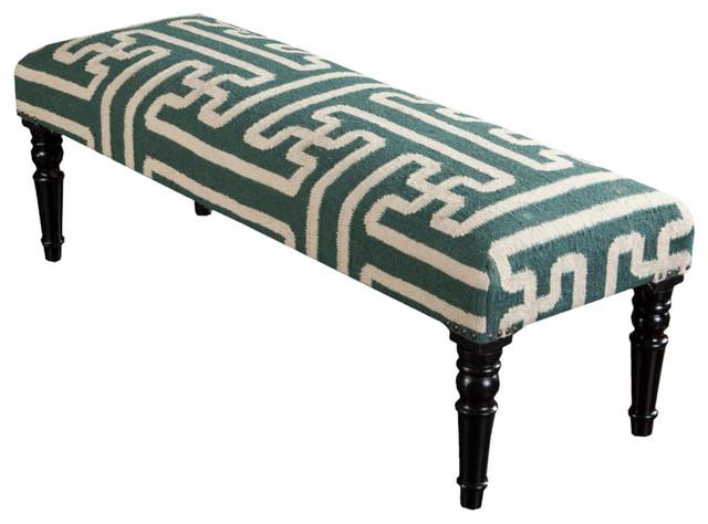Surya Surya Furniture 16x46x18 Bench. -1