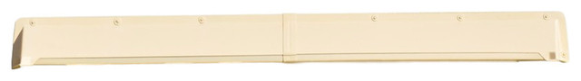 """Double Door Canopy For Mild Climates, Almond, 56""""."""
