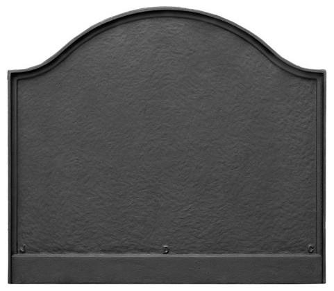 Uniflame S-3652 3 Fold Large Diameter Black Screen W, Woven Mesh