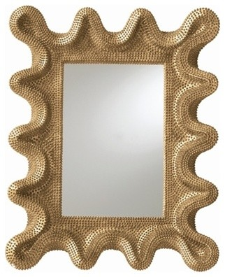 Baroque Small Mirror by Arteriors Home