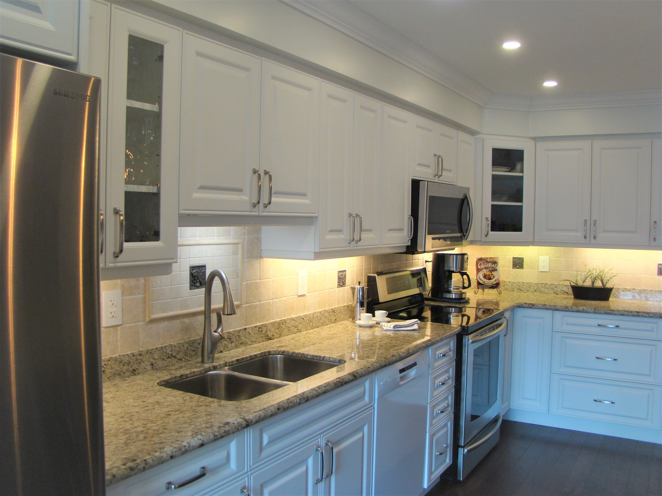 Kitchen wall removal to introduce Island
