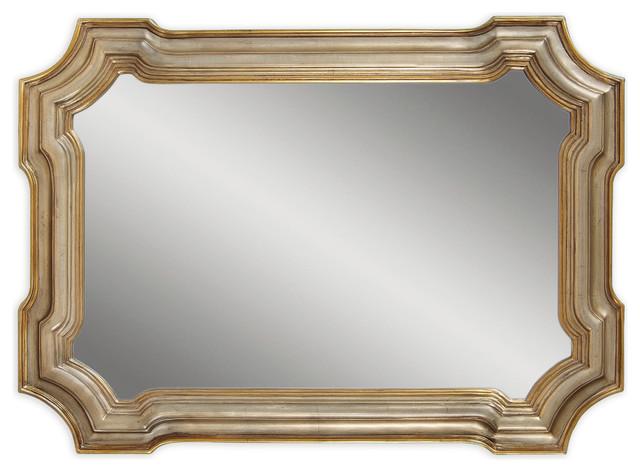 "Giada Wall Mirror, 31""x43""."