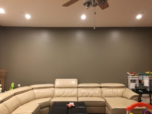 Ideas For Decorating Wall Above Couch