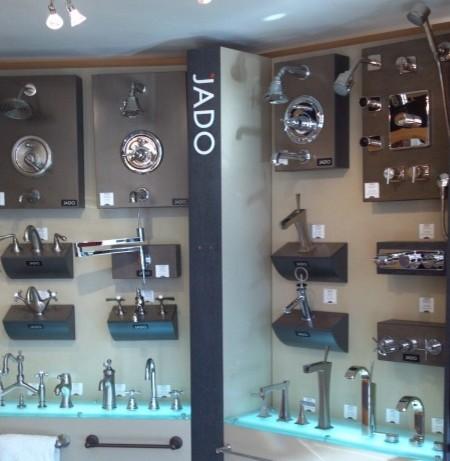 Chown Portland Showroom - Bathroom fixtures showroom