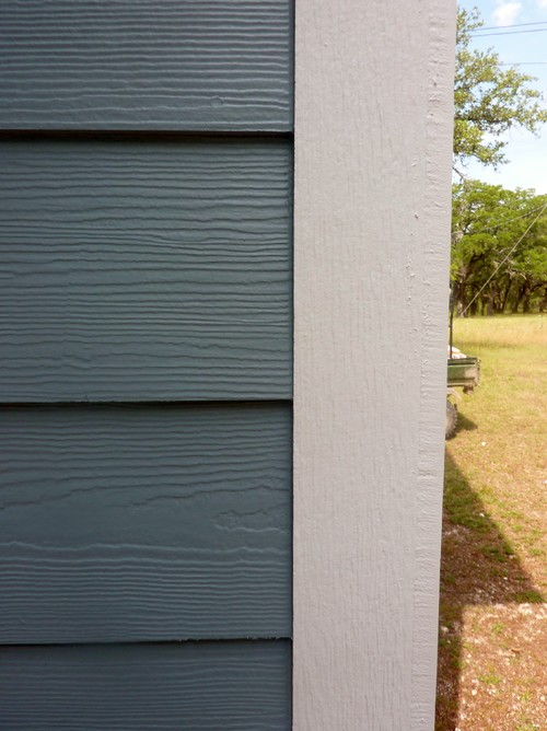 Smooth vs wood grain hardie for Wood siding vs hardiplank