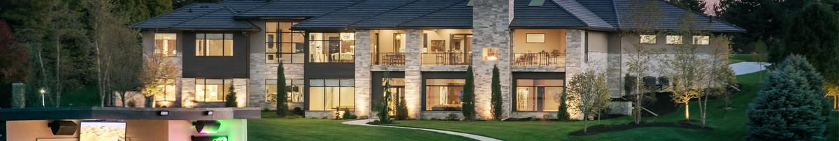 Stunning Lakefront Home Bennington Ne