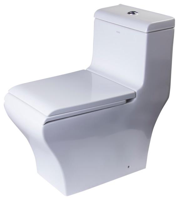 eago tb356 white dual flush high efficiency low flush ecofriendly toilet