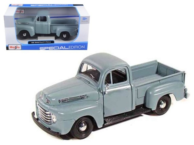 Ford F  Pickup Truck Cast Model By Maisto