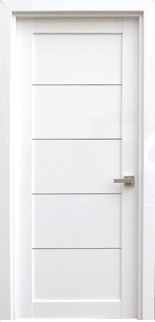 Ville Doors Eldorf White Lacquered